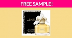 Free Sample by Mail of Marc Jacobs Daisy Fragrance!