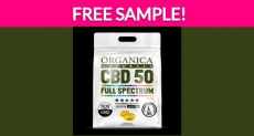 Free Sample by Mail of CBD Capsules