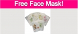 Free Face Mask Sample by Mail!