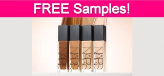 Free Sample by Mail of NARS Concealer!