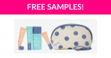 Free Nuria Skincare Samples!