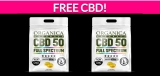 Free Sample by Mail of CBD Capsules!