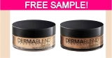 Free Sample by Mail of Dermablend Cover Cream Foundation!
