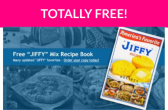 Free Jiffy Mix Recipe Book!