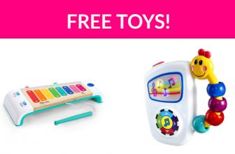 Free Baby Einstein Toys!