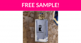 Free Dolce & Gabbana Fragrance Sample by Mail!