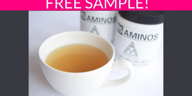 Free Sample by Mail of R5 Aminos Sleep Aid