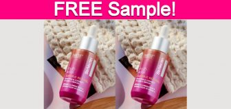 Free Sample by Mail of StriVectin Retinol Serum!
