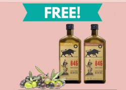 Free Sample by Mail of Origin 846 Unfiltered Extra Virgin Olive Oil !