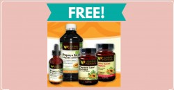 Free Sample by mail of Herbal Graviola Leaf Tea !