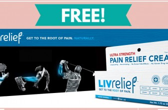 Totally FREE Sample of LivRELIEF in the mail!