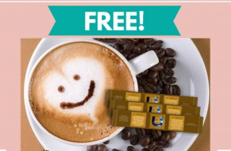 TOTALLY – 100% FREE – 3 Day Sample of Revital Coffee!