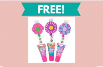 Free Sample in the mail of Yo-Yo Lip Gloss!
