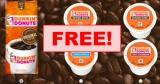 Free Sample of Dunkin' Donuts Coffee BY MAIL !