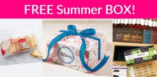 FREE SUMMER Sample BOX – ONLY the 1st 500!