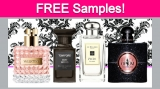 Free Samples by Mail of Women's Fragrances!