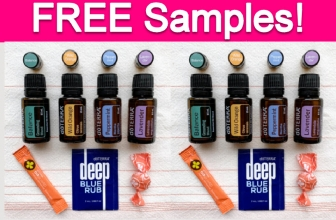Free doTERRA Essential Oil Samples!