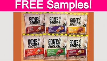 Free Gone Rogue Protein Chips!