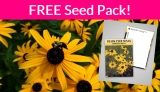 SUPER EASY ! Free Black Eye Susan Seeds!