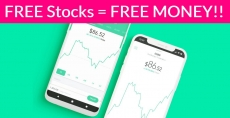 Totally FREE Stock = $3.00 to $200.00  ! So Easy!