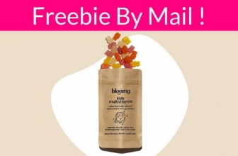 Totally FREE Kids Multivitamins by mail!