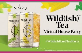 Possible FREE Wild(ish ) Hard Tea  Products !