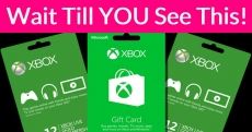 Free Xbox Gift Cards NO Surveys !