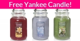 Possible FREE Yankee Candle !