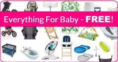 Free Baby Samples – Products – And MORE!