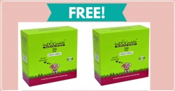 Free Dog Waste Bags By Mail !