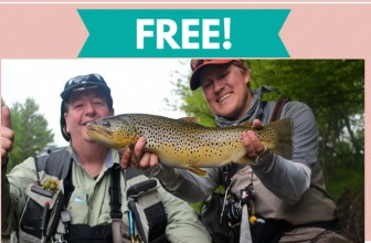 FREE Fishing Guide and Map!