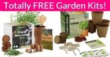 Totally FREE Garden Kits!