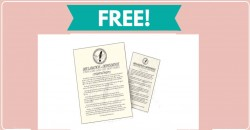 Cool! Get a totally FREE Declaration Of Dependence Magnet!
