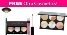 FREE Ofra Cosmetics !