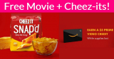 Free Amazon Digital Credit AND Free Cheez-Its!