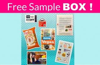 EASY! Free Sample BOX!