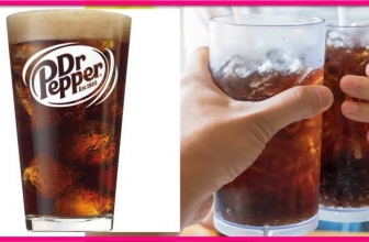 Totally FREE 32 oz Dr. Pepper  = YUMMY!