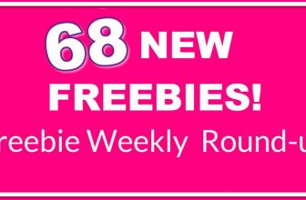 💓 68 NEW Freebies! 💓 HUGE FREE Samples Round List