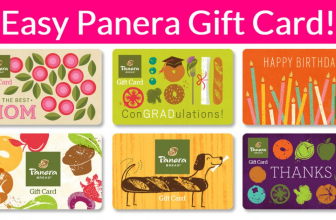 Free $3 Panera Gift Card! Easy!