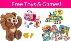 Possible FREE Kids Toys & Games!