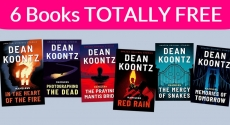 WOW! 6 Dean Koontz Ebooks = FREE! Limited time offer !