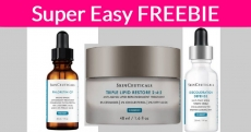 FREE Skin Serum Sample By Mail !