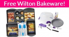 Possible FREE Wilton Bakeware or Spatulas!