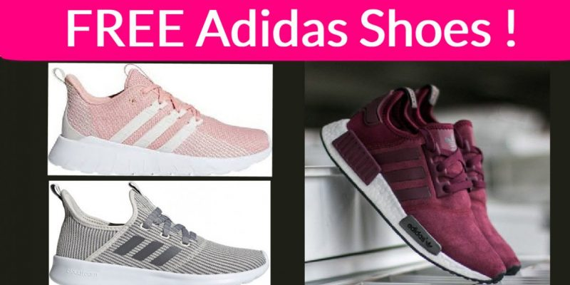 Possible FREE Adidas Shoes + Accessories  !