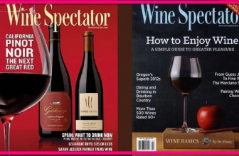 Free 1 YEAR Subscription to Wine Spectator!