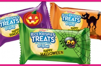 FREE Halloween Rice Crispy Treats!