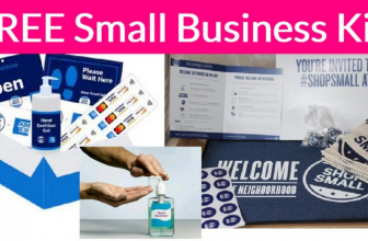 FREE American Express Business Kit.