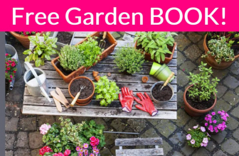 FREE Garden Book! Super Easy!