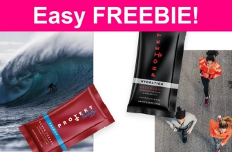 Super Easy Free Sample By Mail! LIQUID SUPPLEMENTS.