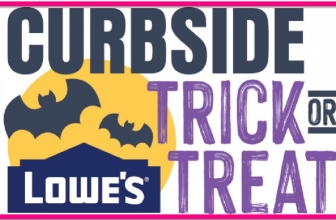 TOTALLY FREE Curbside Trick Or Treating!